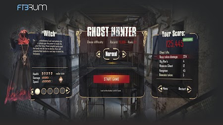 Ghost Hunters: VR-AR game APK screenshot thumbnail 3