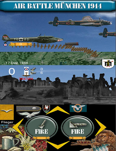 München 1944 Munich Air Battle