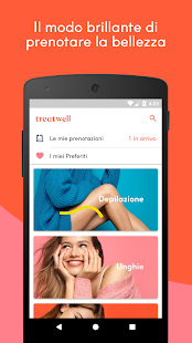 Treatwell- miniatura screenshot