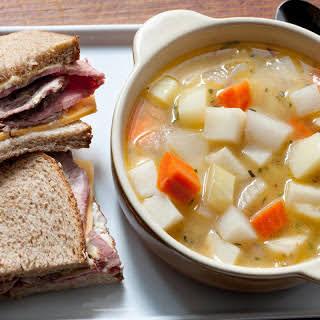 Seven-Vegetable Soup.