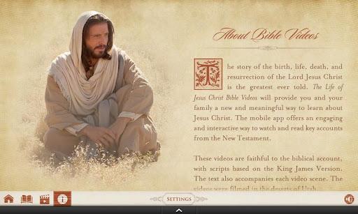 Bible Videos screenshot 3