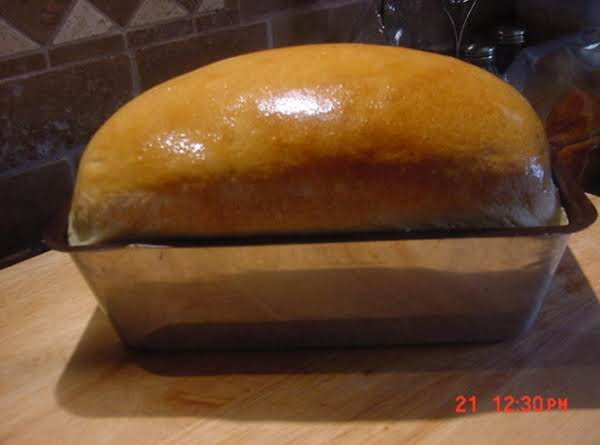 Bonnie's Basic Bread Recipe