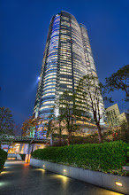 Photo: The Mori Tower in Tokyo, Japan