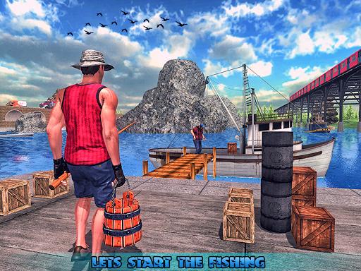 Fishing Ship Simulator 2020 : Fish Boat Game painmod.com screenshots 9