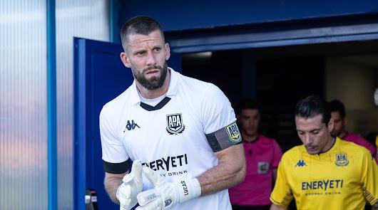 Dani Jiménez lleva ya siete temporadas en el Alcorcón.