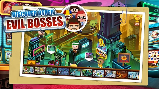 Beat The Boss 4 (MOD, Free Shopping) 3