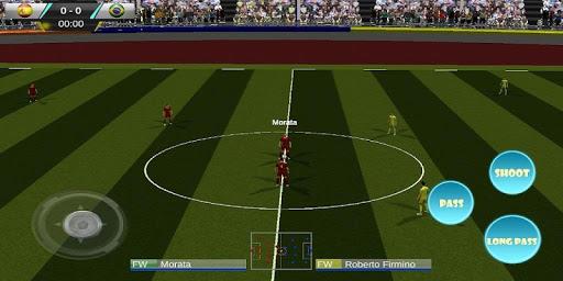 Playing Football 2020 android2mod screenshots 9