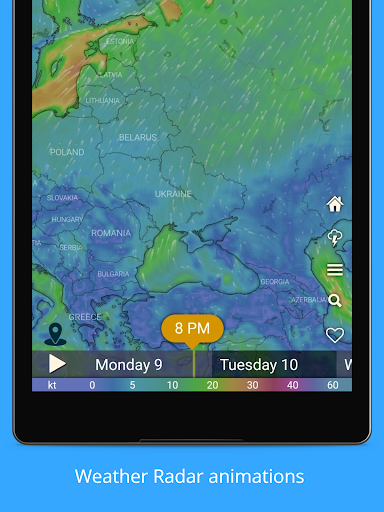 Weather Forecast - Weather Radar & Weather Widget screenshot 15