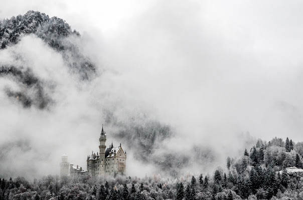 Castello di Neuschwanstein di Marco Cortese