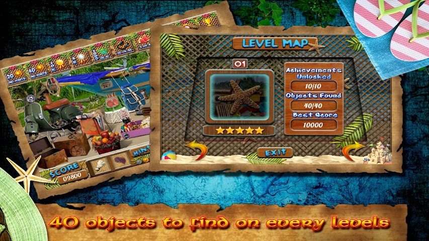android At Shore Find Hidden Object Screenshot 3