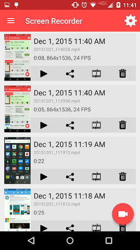 Screen Recorder Apk apps 1