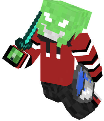 Creeper Agoti Idea Was From RbxBuilder4234 Skin Was Created By RbxBuilder4234 That Is The Original Creeper Agoti