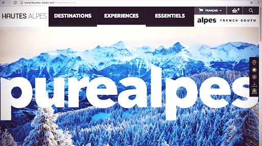 hautes alpes.net
