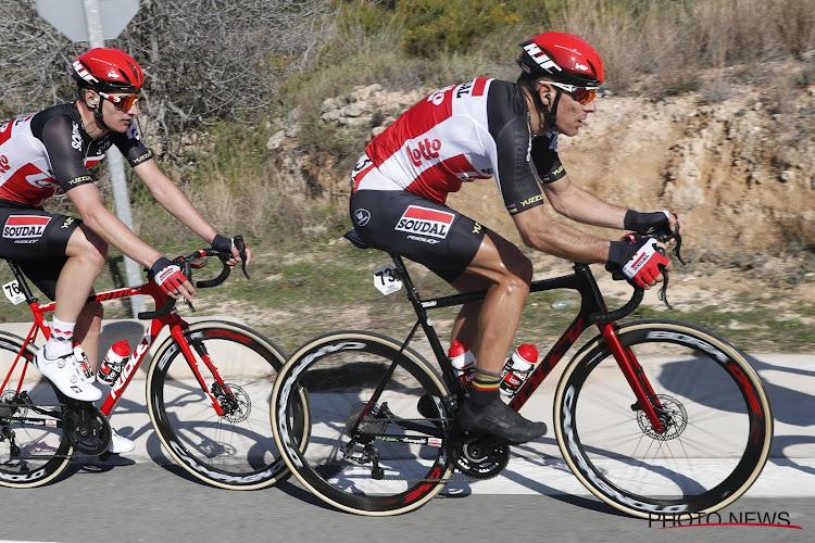 Gilbert doet niet mee aan 'De Ronde 2020', maar heeft samen met ploegmaats wel eigen virtueel alternatief
