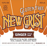 Lakefront New Grist Ginger