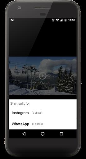 Story Splitter for Instagram & WhatsApp 1.2.0 screenshots 1
