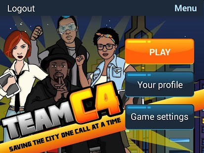 Team C4 - The BPeSA Game- screenshot thumbnail