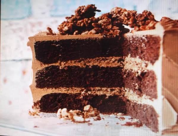 Grandma Willie's Prize Winning Devil,s Food Cake