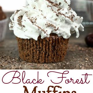 Black Forest Muffins.
