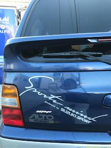 アルトワークス HB21S RS/Z H10 MT5 4WDのカスタム事例画像 リヴァイさんの2018年07月02日18:53の投稿