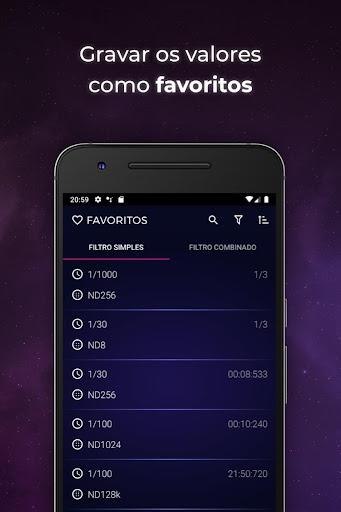 ND Filter Expert Pro screenshot 4
