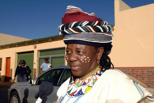Nosimo Balindlela. File photo.
