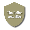 Police Act 1861 (PA) icon