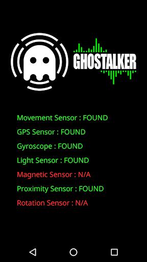 Ghostalker screenshot 2