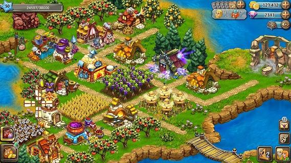 Harvest Land screenshot 12