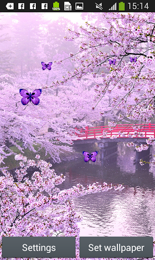 Download 470 Koleksi Wallpaper Bergerak Bunga Sakura Gugur Gambar HD Gratid
