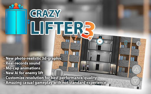 Free Download Crazy Lifter 3d Cheat APK MOD – kizigame