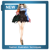 Fashion Illustration Techniques Android APK Download Free By Rajawali Droid