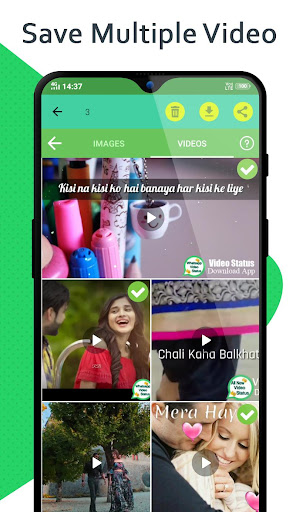 Status Downloader for Whatsapp & Video 1.41 screenshots 2