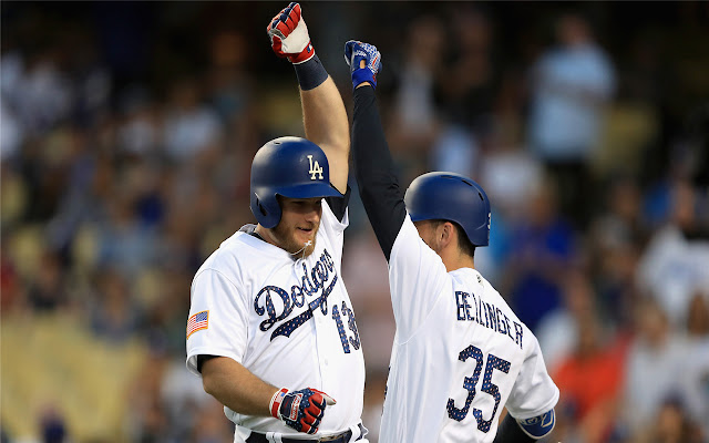 Los Angeles Dodgers Themes & New Tab