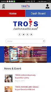 TROIS International - náhled