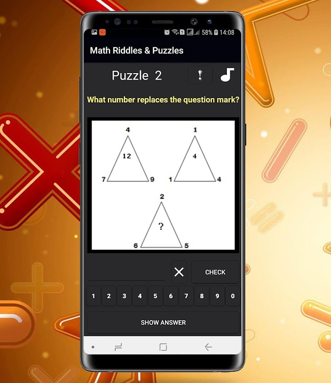 Black Game: Math Puzzles PRO 2019 – (Android Apps) — AppAgg