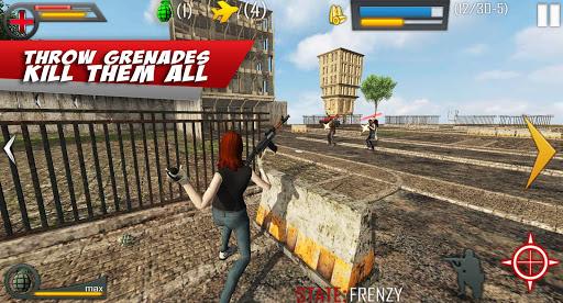 Russian Mafia Gangster City 3D