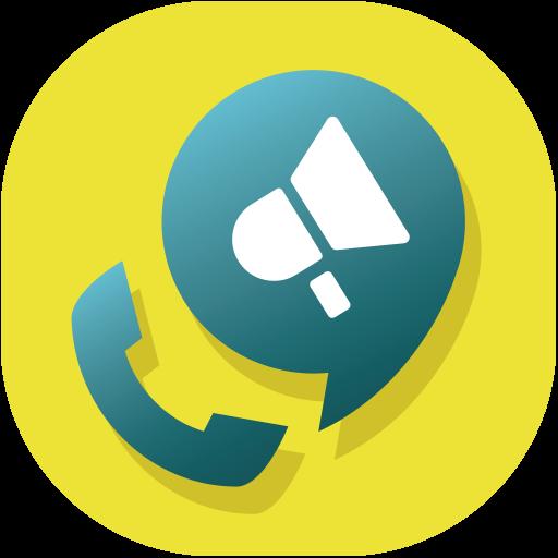 Caller Name Announcer – Hands-free calling app Icon