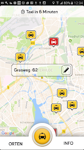 Taxi.de- screenshot thumbnail