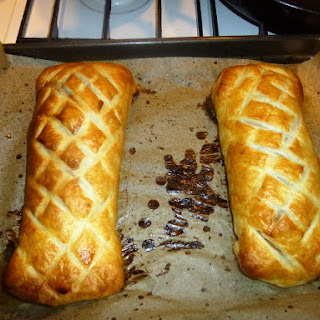 Individual Pork Fillet Wellington's.