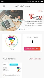 MyWiCo - náhled