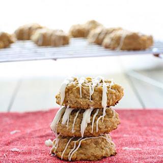 Apple-Peanut Butter Breakfast Cookies