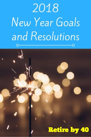 2018 New Year Goals and Resolutions