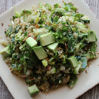 The Green Quinoa Salad Recipe