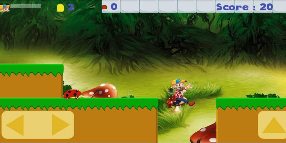 Mario Boy Bros In Jungle World - Android Apps on Google Play