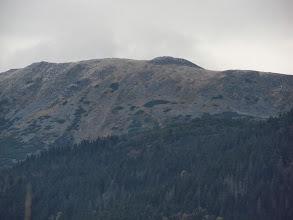 Photo: 15.Babia góra (1725 m) - wierzchołek. Tym razem to nie ona mnie nęci ;)