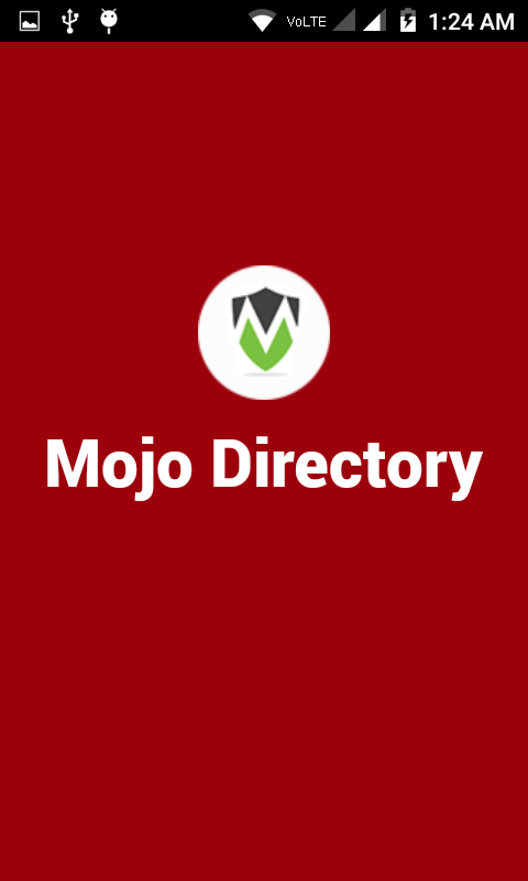 Mojo Directory- screenshot