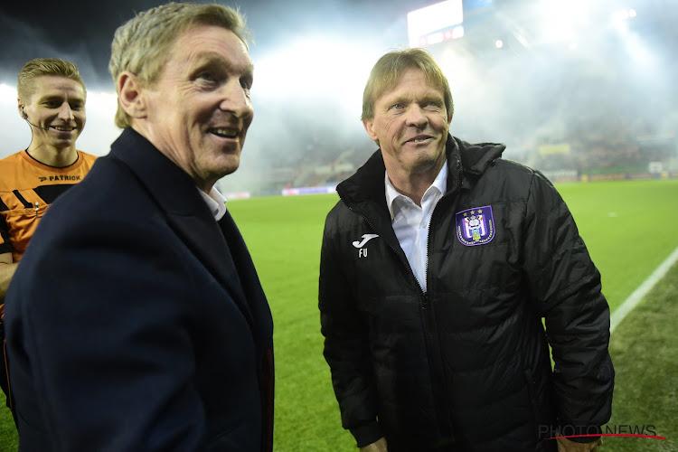 """Francky Dury ontgoocheld na nederlaag tegen Anderlecht: """"Niet op de afspraak"""" en """"Dit had momentum in competitie kunnen zijn"""""""