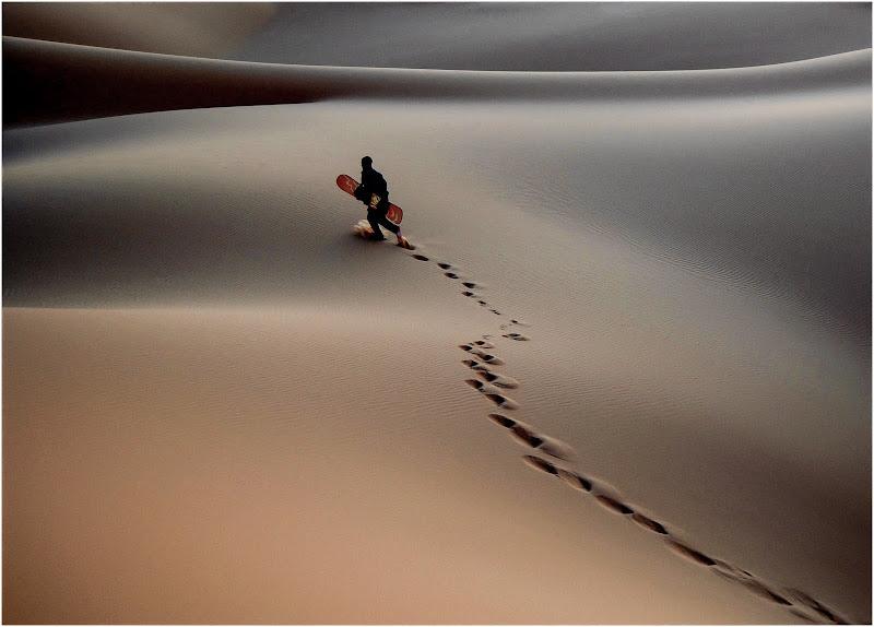 The Saharan skier di Dan57
