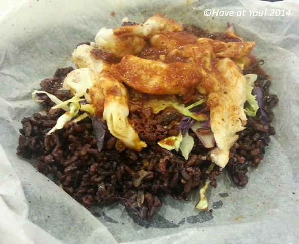 Zigla chicken rice